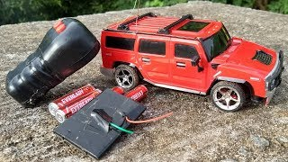 How To Make Normal RC Car To High SPEED RC Car - Easy Trick