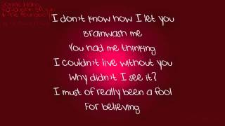 Donnie Klang - Brainwashed (Feat. RaVaughn Brown & The Youngboyz) [Lyrics] M'Fox