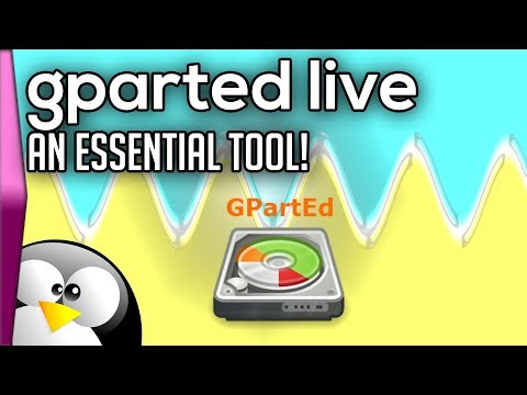 Gparted Live! Something for your toolbox - смотреть онлайн на Hah Life