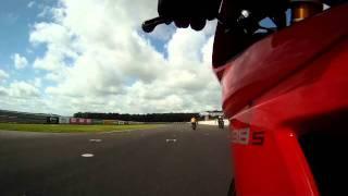 Mettet Ducati 1198S Front