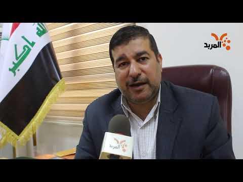 شاهد بالفيديو.. نائب المحافظ الاجودي يعتبر زيارة وزير الموارد المائية للبصرة بالمتأخرة #المربد