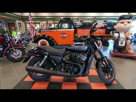 2020 Harley-Davidson Street 750 XG750