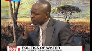 Kivumbi 2017: The Politician -  CS Eugene Wamalwa on the Politics of Water - Part Two