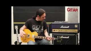 Marshall JVM410H Joe Satriani - erősítő teszt - 1. rész