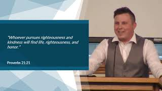 The Pursuit of Righteousness