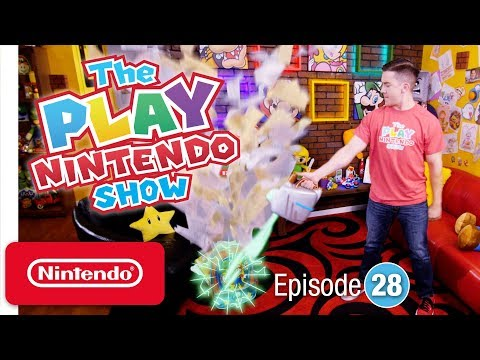 The Play Nintendo Show – Episode 28: Back to School Madness w/ Mario + Rabbids Kingdom Battle