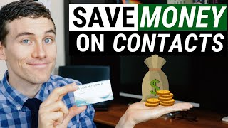 Cheap Contacts | How To Save MONEY On Contact Lenses (3-Tips) | Doctor Eye Health