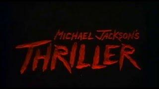 Musicless Musicvideo / MICHAEL JACKSON - Thriller