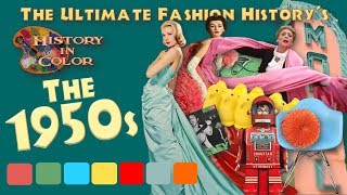 HISTORY In COLOR: The 1950s
