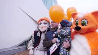 Праздничное открытие Галамарт в г. Каменск-Уральский в ТЦ «Каменск Сити Молл»