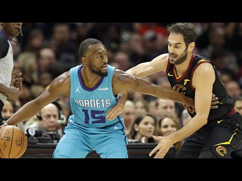 Cavs beat Hornets with blitzing defense