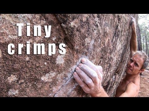 Tiny Crimps At Tierra Media - Albarracín