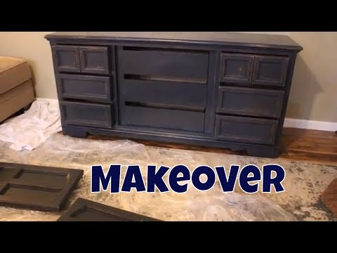 Free Furniture Makeover With Linda's Pantry