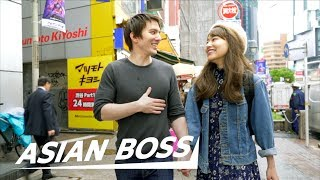 We Rented A Girlfriend In Japan | ASIAN BOSS