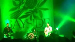 Bayside- Alcohol and Altar Boys 4/1/15