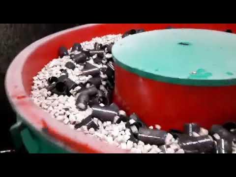 Vibratory Finishing Machine Vfm 600 Std Pu