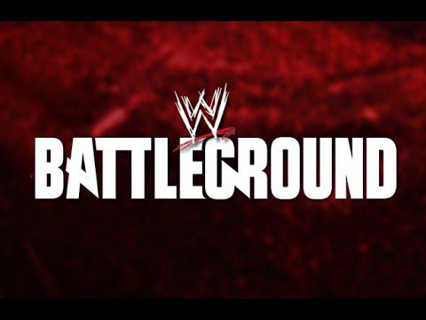 WWE Battleground 2016 Quick Results