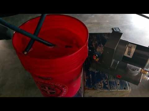 FASS Pump Problem or Fuel Tank
