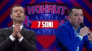 Nokaut Battle 7-son (Botir Imomxo'jayev 28.10.2017)