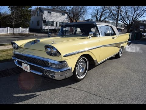 Video of '58 Fairlane 500 - KU9L