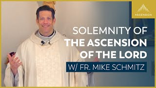 Solemnity of the Ascension of the Lord – Mass with Fr. Mike Schmitz
