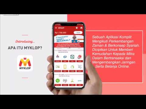 Myklop Agen Pulsa Ppob Tiket Termurah Free Android App Appbrain