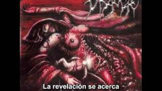 Disgorge (USA) - Revelations XVIII - Subtítulos en español & Lyrics