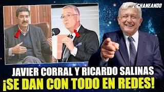 SE ACABÓ! SE ACABÓ! SE ACABÓ! JAVIER CORRAL Y RICARDO SALINAS SE DAN CON TODO ¡AMLO COMO SI NADA!