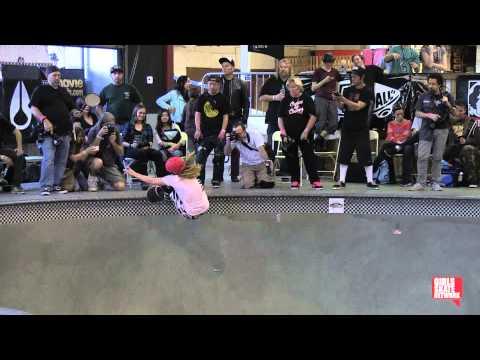 Nicole Noller - Vans Girls Combi Pool Classic 2013