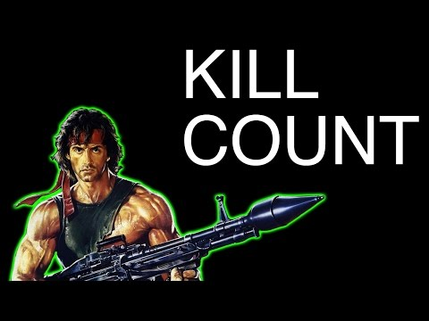 How Many People Has Sylvester Stallone Killed In His Movies?