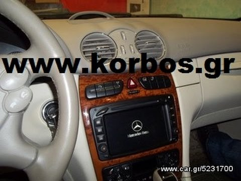 Mercedes Benz ML 350 Dynavin N6 www dragiotis gr - смотреть
