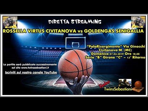 Preview video DIRETTA Rossella - Senigalllia