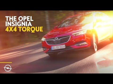 Opel Insignia Grand Sport Лифтбек класса D - рекламное видео 4