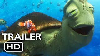Finding Dory Official Trailer - 2