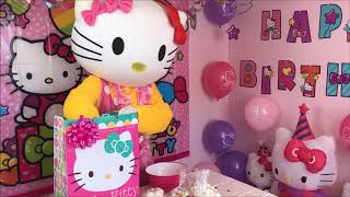 Happy Birthday Video E-Cards, Happy Birthday Song Hello Kitty Kids Songs Baby Songs Nursery Rhymes for Children Baby Cards