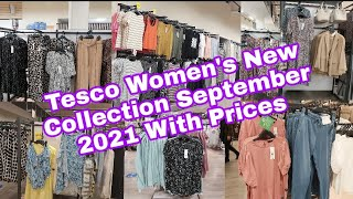 What's New In Tesco F & F For Women // Tesco F & F Women's New Collection #September2021 #ukfashion