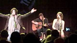 102.5 The Bull's Acoustic Christmas Joe Nichols Brokenheartsville .wmv
