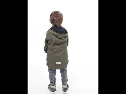 Куртка для мальчика 60/1SA21 Vulpes