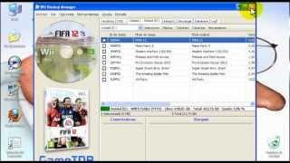 Como Converitr Juegos Con Formato Iso A Wbfs Con Wbfs Manager De