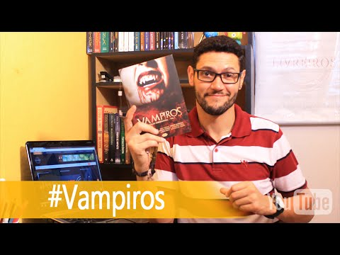 Vampiros - Editora Avec | @danyblu @irmaoslivreiro