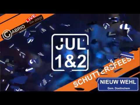 Cabrio @ Schuttersfeest Nieuw-Wehl