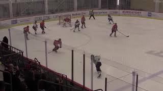 NWHL Highlights: Metropolitan at Connecticut 12.02.18