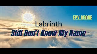 Euphoria   Labrinth - Still Don't Know My Name, fpv drone 4k (tribute video)