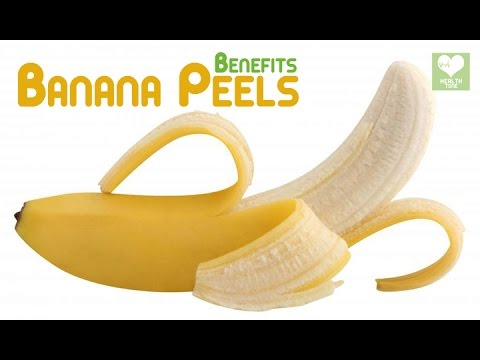 Video Banana Peels - Health Benefits & Uses   Best Health Tips And Food Tips