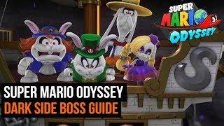 Super Mario Odyssey Dark Side Boss guide