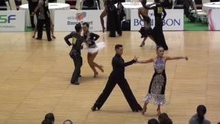 WDSF /JDSF The 19th Tokyo Open Latin【Re dance Rumba】CHAK Ngo Pong &LI Yuke