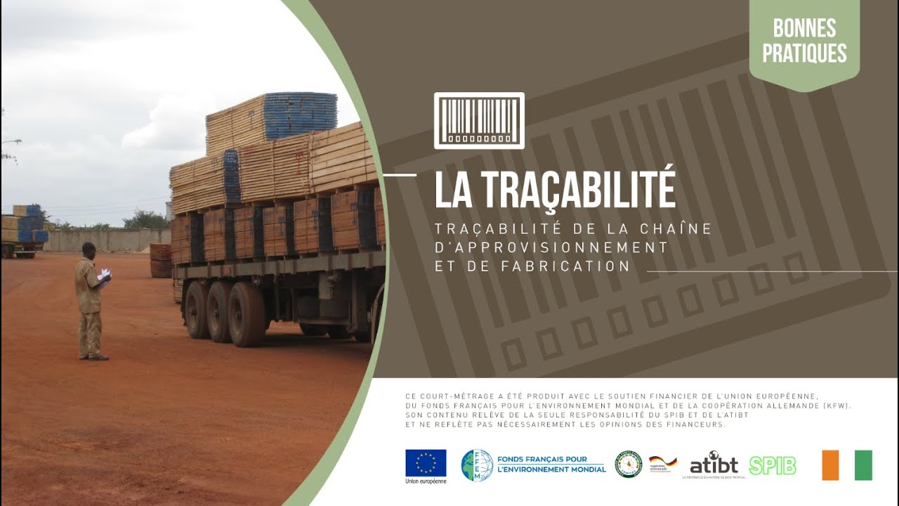 Collection of good practices - traceability - Chinese version