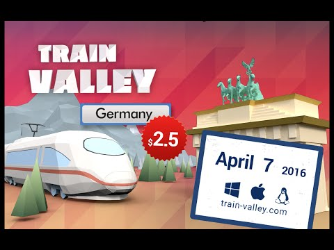 Train Valley - Germany DLC thumbnail