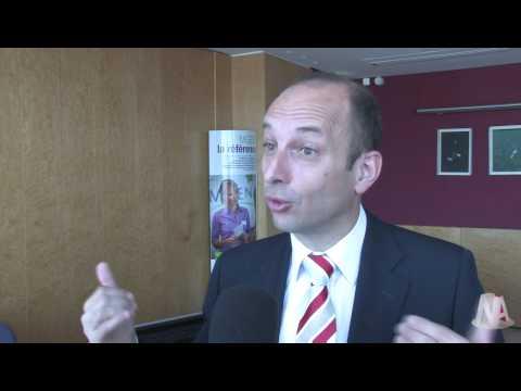JT News Assurances : Thierry Beaudet présente les résultats de la MGEN