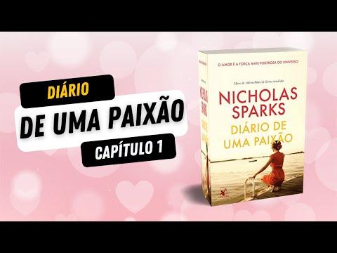 Audiobook Diário de uma paixão - Nicholas Sparks (Capítulo 1) Voz Humana